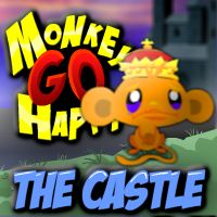 Monkey Go Happy-The castle