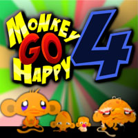 Monkey Go Happy 4