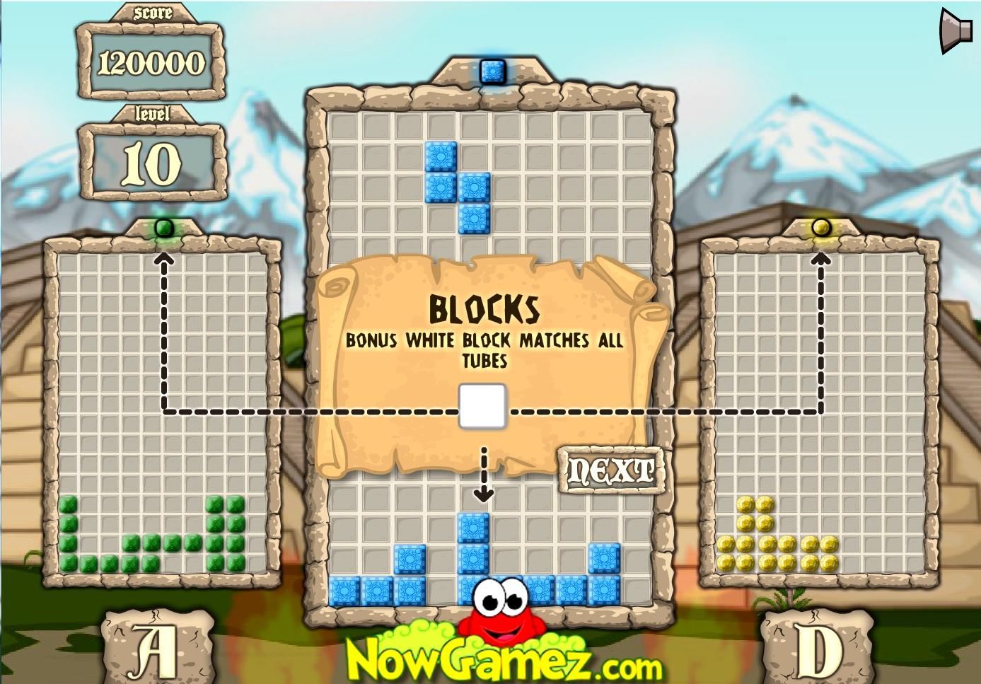 Image Ancient Blocks