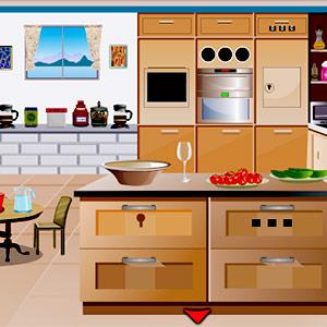 Image Celebrity Kitchen Escape