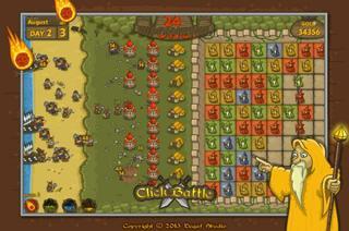 Image Click Battle
