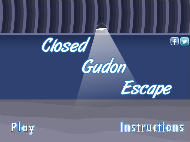 Image Closed Gudon Escape