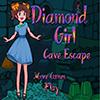 Diamond Girl Cave Escape