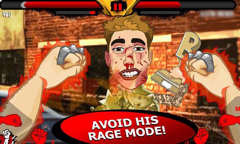 Image Epic Celeb Brawl Bieber