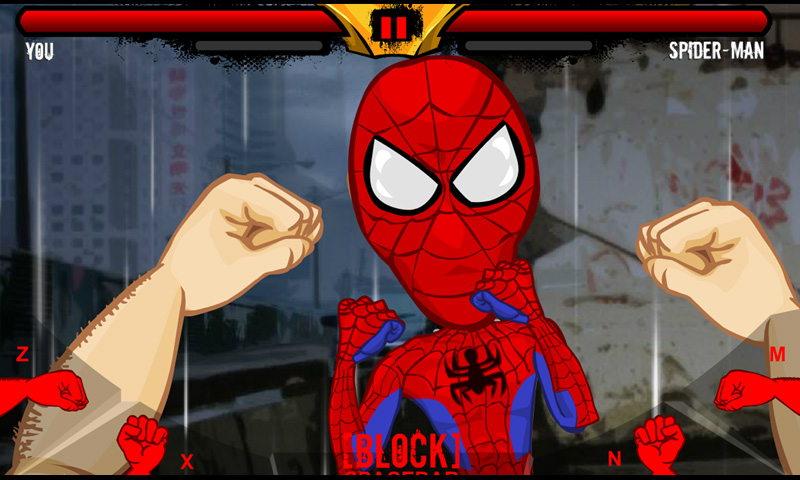 Image Epic Celeb Brawl Spiderman