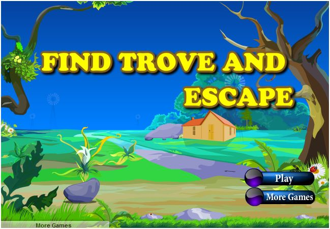 Find Trove And Escape