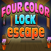 Four Color Lock Escape