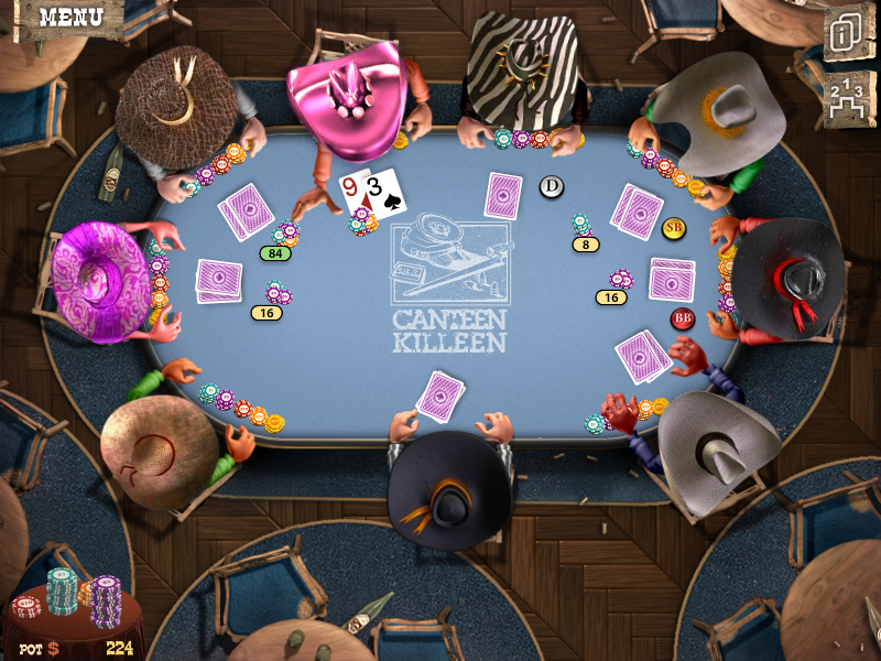 Image Governor of Poker 2