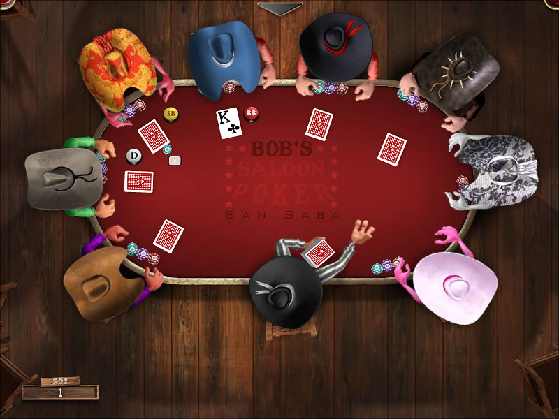 Image Governor of Poker