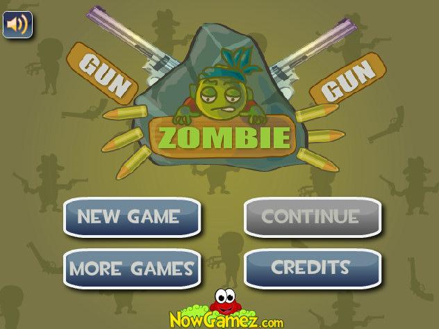 Image Gun Zombie Gun