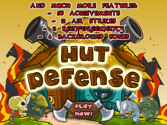 Image Hut Defense