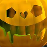 Halloween pumpkin escape v802306