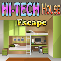 Hi tech house escape