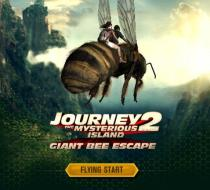 Journey 2: Giant Bee Escape