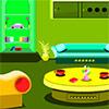 Light Green Room Escape YG