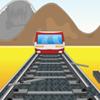 Live escape broken train track