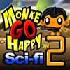 Monkey GO Happy Sci Fi 2