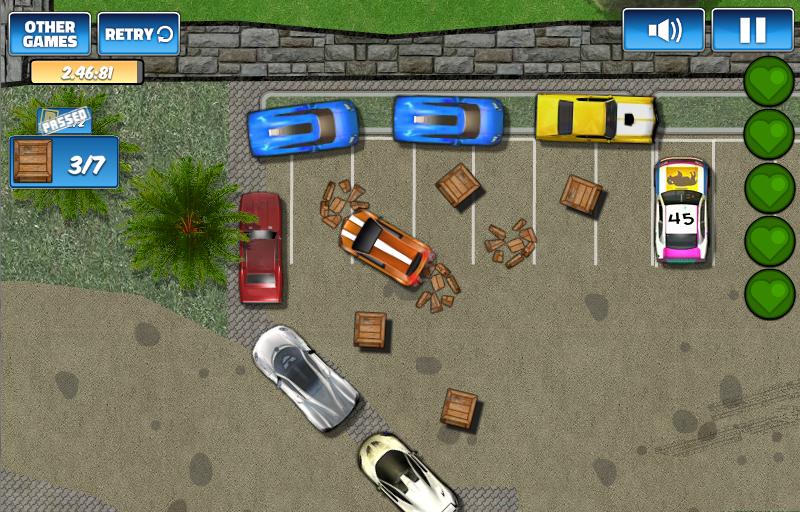 Image Parking Super Skills 2