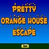 Pretty Orange House Escape