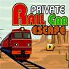 Private Rail Car Escape