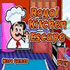 Royal Kitchen Escape
