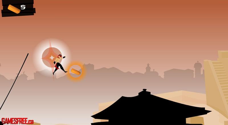 Image Run Ninja Run