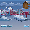 Snow Island Escape