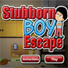 Stubborn Boy Escape