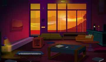Sun Shining Room Escape