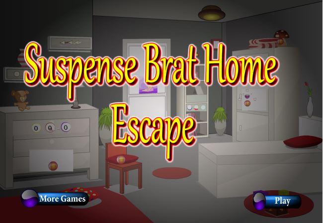 Suspense Brat Home Escape
