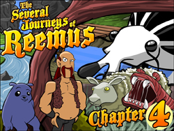 The Several Journeys Of Reemus Chapter 4