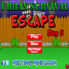 Urban Survival Escape Day 5