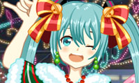 Image Vocaloid Christmas