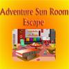 Adventure sun room escape