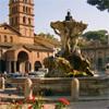 Asha's Adventures: The Roman Fountain
