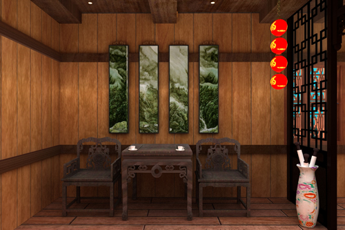 Image Chinese Classical Bedroom Escape