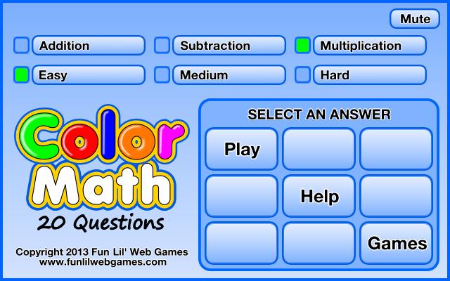 Image Color Math