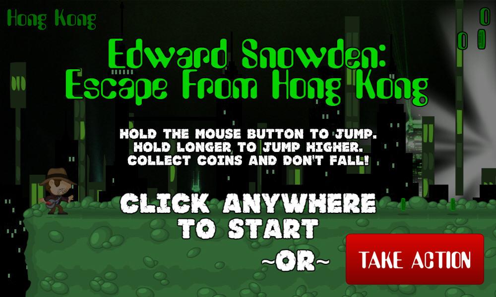 Image Edward Snowden: Escape From Hong Kong