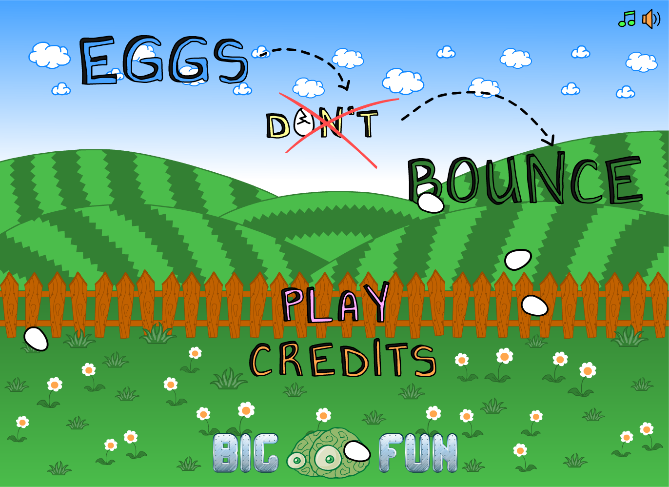 Image Eggs Don't Bounce