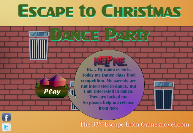 Image Escape To Christmas Dance Party