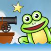 La grenouille panique