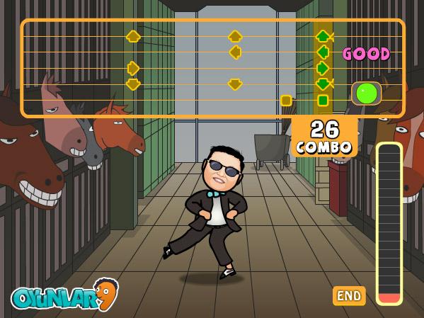 Image Gangnam Style Dance