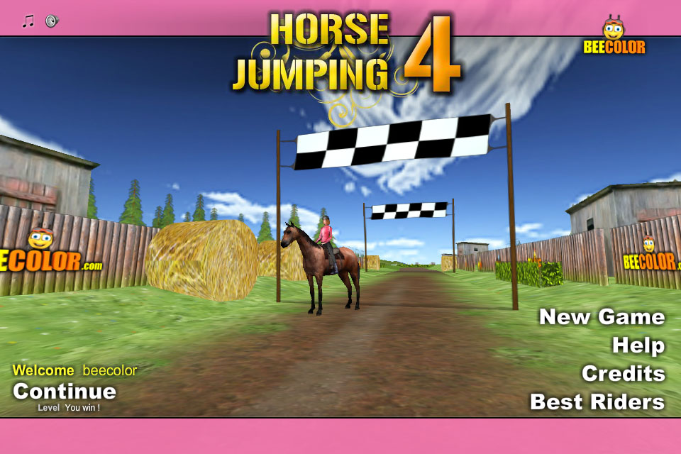 Image Horse Jumping 4