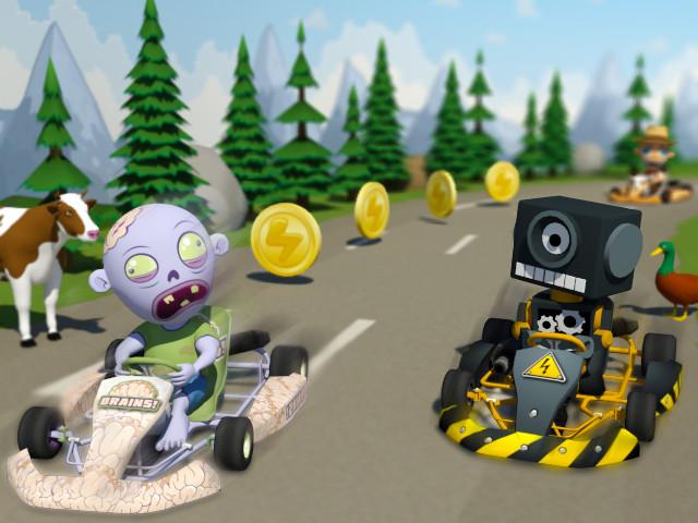 Image Karting Super Go