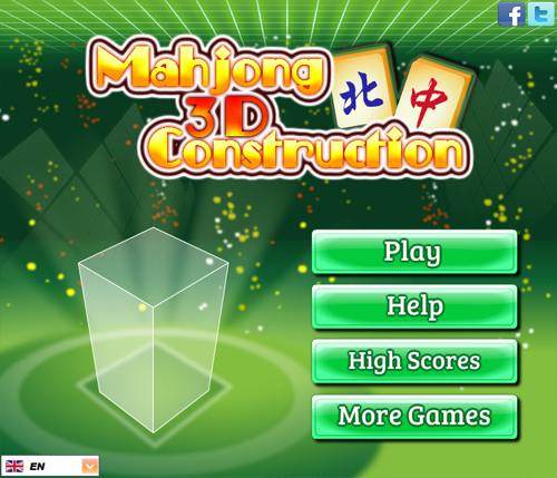 Image Mahjong 3D Construction