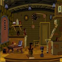 Image Modern Wooden Room Escape