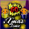 Monkey GO Happy Xmas Time