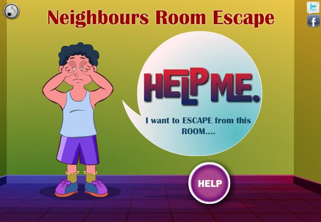 Image Neighbours Room Escape