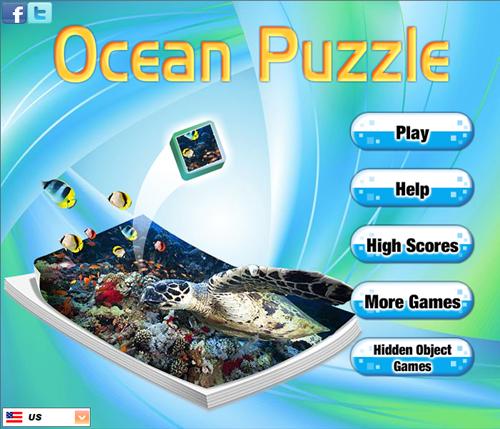 Image Ocean Puzzle