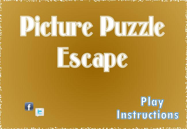 Image Picture Puzzle Escape